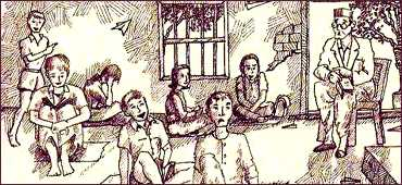 A Teacher Remembers [Illustrations by Amarjeet Malik]