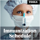 immunization schedule for india